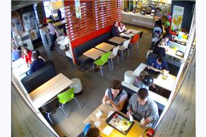 IP Video Camera Security Systems for Restaurants